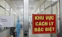 Во Вьетнаме зафиксированы еще 9 новых ввозных случаев заражения коронавирусом