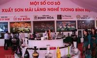 Создание и продвижение национального бренда «Вьетнамское лаковое искусство» в период 2020-2030 годов