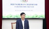 Олимпийский комитет Вьетнама полон решимости преодолеть трудности и покорить новые вершины