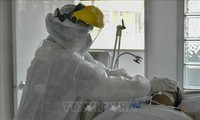Число зараженных коронавирусом в мире превысило 105 млн. человек