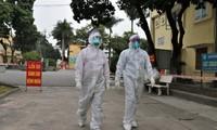 Утром 14 февраля во Вьетнаме не зафиксировано ни одного нового случая заражения коронавирусом