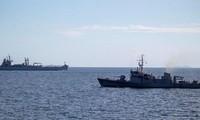 Военно-морские силы стран «четверки» и Франции проведут учения в Индийском океане