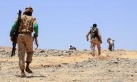 Активизация военных действий на севере Йемена
