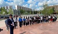 В РФ прошли мероприятия, посвященные дню рождения президента Хо Ши Мина