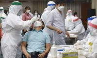 Утром 17 мая во Вьетнаме зарегистрировано 37 новых случаев заражения коронавирусом