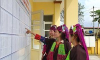 Жители всей страны с нетерпением ждут выборы