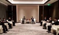 Укрепляются вьетнамо-лаосские отношения сотрудничества