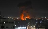 Израиль нанес воздушные удары по военным объектам в секторе Газа
