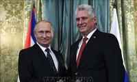 Руководители РФ и Кубы провели телефонные переговоры
