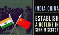 Военные Индии и Китая установили горячую линию связи в районе штата Сиккима