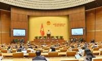 В Национальном Собрании Вьетнама обсуждаются 3 законопроекта