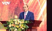 Церемония награждения лауреатов 15-й Национальной журналистской премии 2020