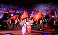 Ấn tượng đêm chung kết cuộc thi sáng tác ca khúc ca ngợi mối quan hệ Lào- Việt Nam