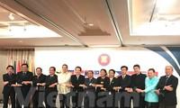 Đại sứ quán các nước ASEAN tại Hàn Quốc kỷ niệm 50 năm ngày thành lập khối