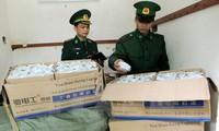 Việt Nam, Trung Quốc triển khai chiến dịch chống buôn lậu tại khu vực biên giới