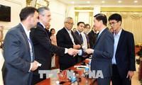 Thành phố Hồ Chí Minh và Pháp hợp tác phát triển giao thông đô thị