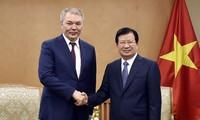 Thúc đẩy hợp tác phát triển kinh tế Việt - Nga