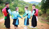 Quyền bình đẳng phát triển giữa các dân tộc  là biểu hiện sinh động của nhân quyền Việt Nam