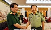Tăng cường quan hệ quốc phòng Việt-Trung