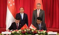 Quan hệ Việt Nam-Singapore: Cùng hướng tới tương lai