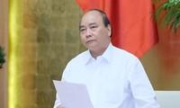 Phiên họp Chính phủ chuyên đề về xây dựng pháp luật