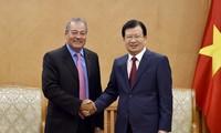Khuyến khích nhà đầu tư Hoa kỳ tham gia các dự án phát triển nguồn điện tại Việt Nam