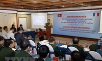 Lực lượng gìn giữ hòa bình Việt Nam phát động thi đua trước ngày lên đường