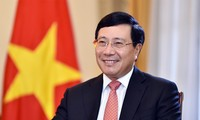 Phó Thủ tướng, Bộ trưởng Ngoại giao Phạm Bình Minh thăm chính thức Liên hiệp Vương quốc Anh và Bắc Ireland