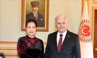 Chủ tịch Quốc hội Nguyễn Thị Kim Ngân kết thúc tốt đẹp chuyến tham dự MSEAP 3 và thăm Cộng hòa Thổ Nhĩ Kỳ