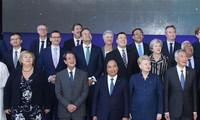 Thủ tướng Nguyễn Xuân Phúc  kết thúc tham dự ASEM, kết thúc  thăm EU và Vương Quốc Bỉ