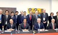 Việt Nam là thành viên tích cực của APEC