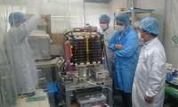 Vệ tinh MicroDragon do người Việt Nam thiết kế sẽ được phóng tại Nhật Bản