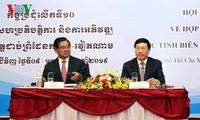 Việt Nam – Campuchia tiếp tục tăng cường hợp tác để phát triển các tỉnh biên giới