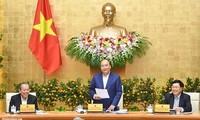 Thủ tướng Nguyễn Xuân Phúc: Tập trung đổi mới cơ chế quản lý, điều hành ngay từ Quý I