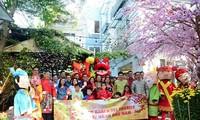 Người dân Việt Nam tưng bừng đón năm mới Kỷ Hợi