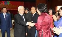 Tổng Bí thư, Chủ tịch nước Nguyễn Phú Trọng kết thúc tốt đẹp chuyến thăm cấp Nhà nước tới Lào