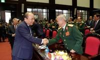Thủ tướng Nguyễn Xuân Phúc dự Lễ kỷ niệm 60 năm ngày truyền thống Bộ đội biên phòng