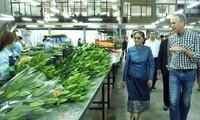 Đoàn đại biểu cấp cao Quốc hội Lào làm việc tại tỉnh Lâm Đồng