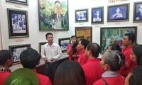 Giao lưu Hữu nghị thanh niên hai tỉnh Kampong Speu và Vĩnh Long