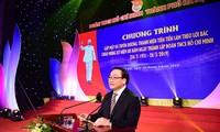Sôi nổi các hoạt động kỷ niệm 88 năm ngày thành lập Đoàn Thanh niên Cộng sản Hồ Chí Minh
