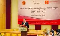 Hợp tác ngành chiến lược giáo dục dạy nghề giữa Việt Nam và Đan Mạch