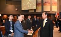 Việt Nam cam kết hợp tác phòng, chống tội phạm xuyên quốc gia