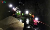 Chuyên gia khám phá nhiều bí ẩn dưới lòng sông ngầm ở Sơn Đoòng