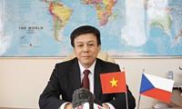 Thêm động lực mới cho quan hệ Việt Nam-Czech