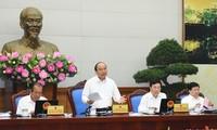 Chính phủ chủ trương tiếp tục kiểm soát chặt lạm phát