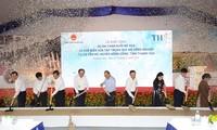 Thủ tướng Nguyễn Xuân Phúc ấn nút khởi công dự án chăn nuôi bò sữa tại Thanh Hóa