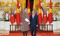 Việt Nam và Butan tăng cường hợp tác trên nhiều lĩnh vực
