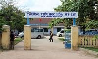 Chương trình đối tác Thái Bình Dương tài trợ xây dựng phòng học tại Phú Yên