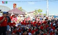 Ấn tượng Lễ hội văn hóa Việt Nam - Czech lần đầu tiên tại Plzen