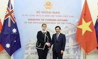 Tăng cường hợp tác nhiều mặt Việt Nam - Australia